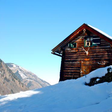 Winter, Karblickhütte, Bucheben, Salzburg, Salzburg, Austria