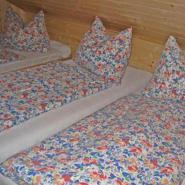 Zetzenberghütte, Schlafzimmer