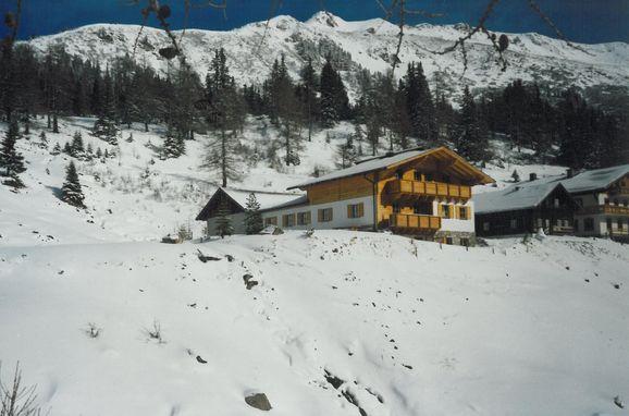 Winter, Vordergottschallalm in Obertauern, Salzburg, Salzburg, Österreich