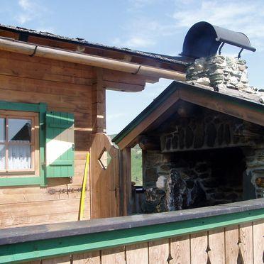 Jagdhütte Auhof, Grill