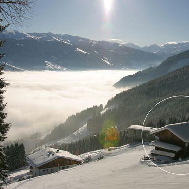 Aussicht, Kohler Hütte in Fügen, Tirol, Tirol, Österreich