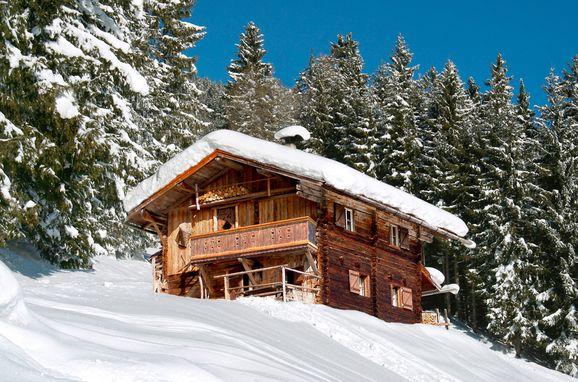 Winter, Kohler Hütte, Fügen, Tirol, Tirol, Österreich