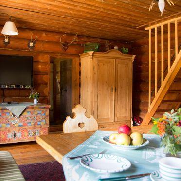 Livingroom, Jagastube, Neukirchen, Oberösterreich, Upper Austria, Austria