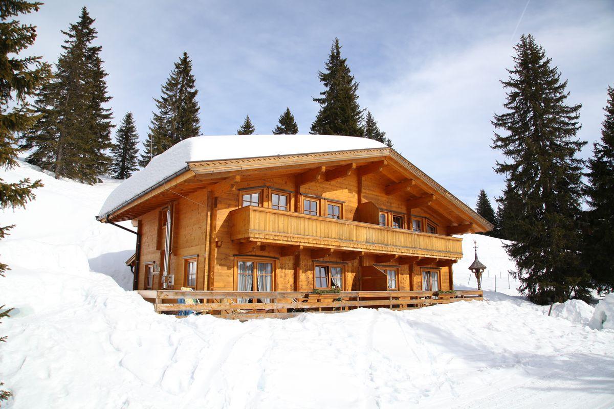 Chalet Brechhorn Landhaus, Winter ...