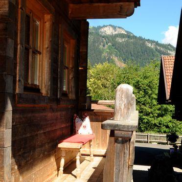 Josef-Speckbacher-Hütte, Veranda