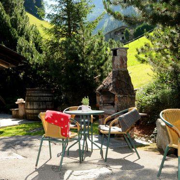 Terrasse, Josef-Speckbacher-Hütte, Mayrhofen, Tirol, Tirol, Österreich