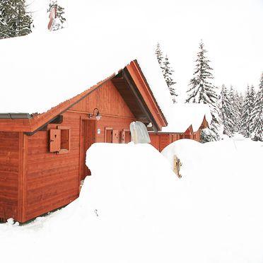 Alpine-Lodges Gertraud, Rueckansicht2