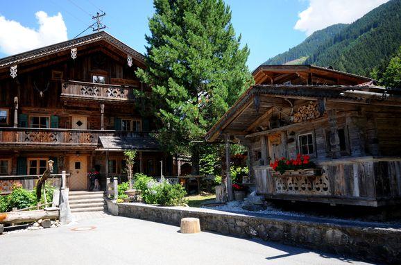 Sommer, Forsthaus Daringer in Mayrhofen, Tirol, Tirol, Österreich