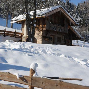 Winter, Gschwandtner Hüttn, Petersberg, Steiermark, Steiermark, Österreich