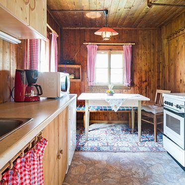 Ferienhaus Stillupp, Küche
