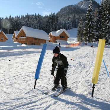Alpenparks Luxury, Skifahrer