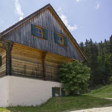 Sommer, Almhütten Moselebauer, Bad St. Leonhard, Kärnten, Kärnten, Österreich