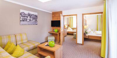 Deluxe Alpen Suite 70 m² 2/2
