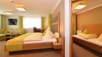 Alpen-Suite 65 qm |  3 Nächte