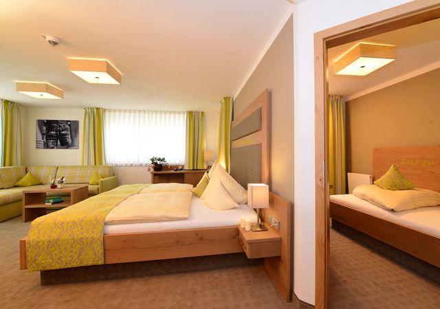 Alpen-Suite 65 qm