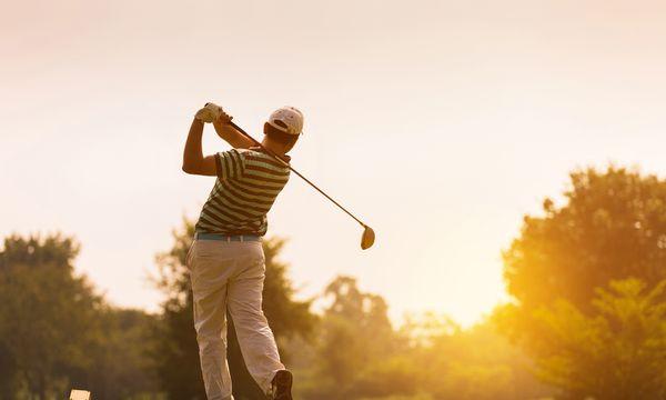 7 Days of golf