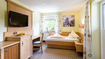 Einzelzimmer 20 qm | 4 Nächte