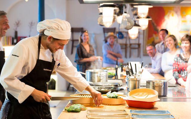 Biohotel Gut Sonnenhausen: Kochkurse