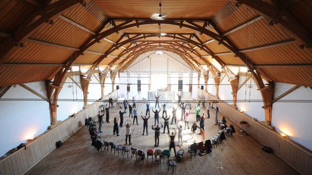 Tai Ji Dance - Workshop 2,5 Tage