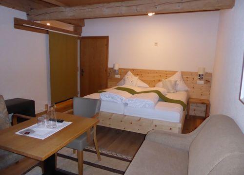 Appartement Siggi (1/2) - Biohotel Stillebach