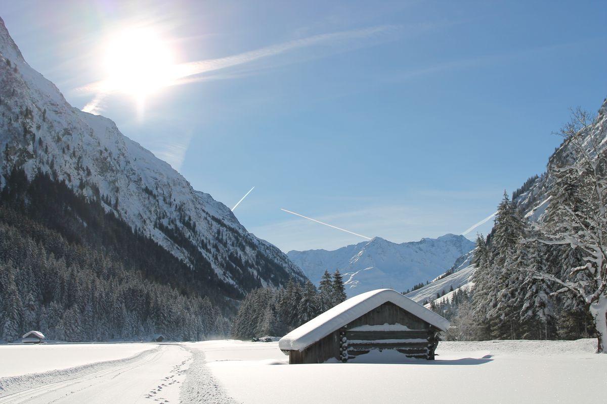 Yoga und Skilanglauf mit Annja Dubau