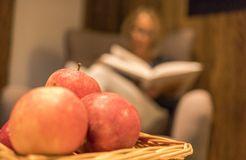Lesen ... - Biohotel Stillebach, St. Leonhard im Pitztal, Tirol, Österreich