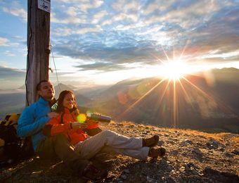 Top Deals: Hiking in Autumn  - Biohotel Stillebach
