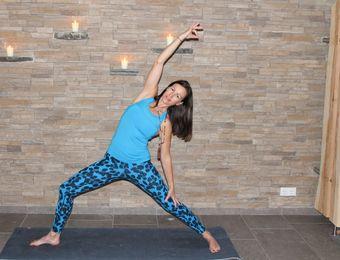Top Angebot: Yoga für die Chakren - Biohotel Stillebach