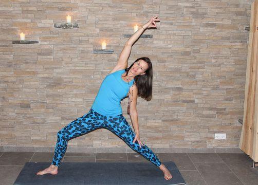 Yoga für die Chakren - Biohotel Stillebach