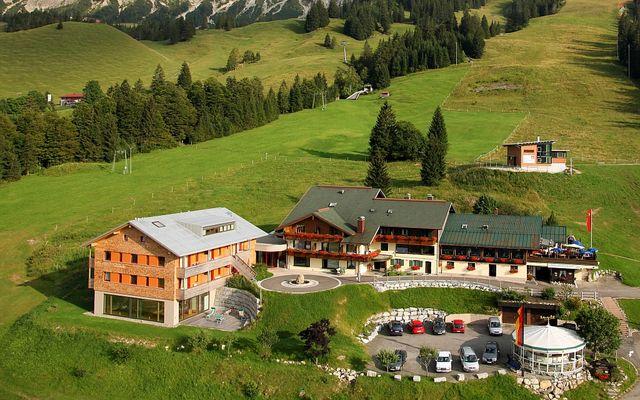 Biohotel Mattlihüs: Iseler Oberjoch 1200m