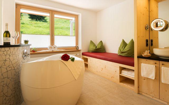 Biohotel Mattlihüs: Holz100 Haus