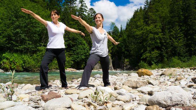 Yoga und Wandern Intensiv Woche