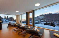 Biohotel Mattlihüs: Entspannung auch im Winter - Biohotel Mattlihüs, Oberjoch, Allgäu, Bayern, Deutschland