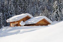 Hütten in Bischofshofen