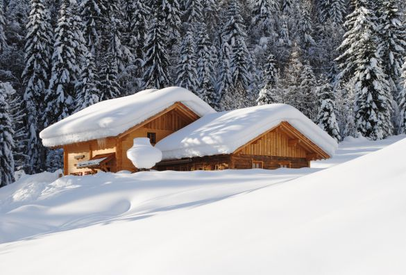 Berghütten und Hütten in Bischofshofen im Salzburgerland mieten