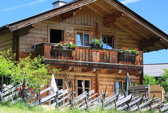 Berghütten, Hütten und Skihütten im Zillertal mieten