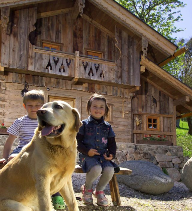 Chalet holidays with your dog