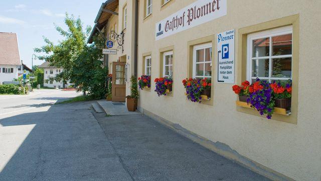 Il Plonner, der Dorf-Gasthof