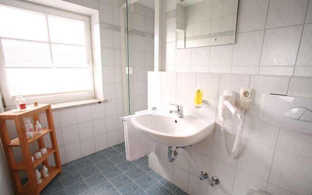 Biohotel Il Plonner: Badezimmer