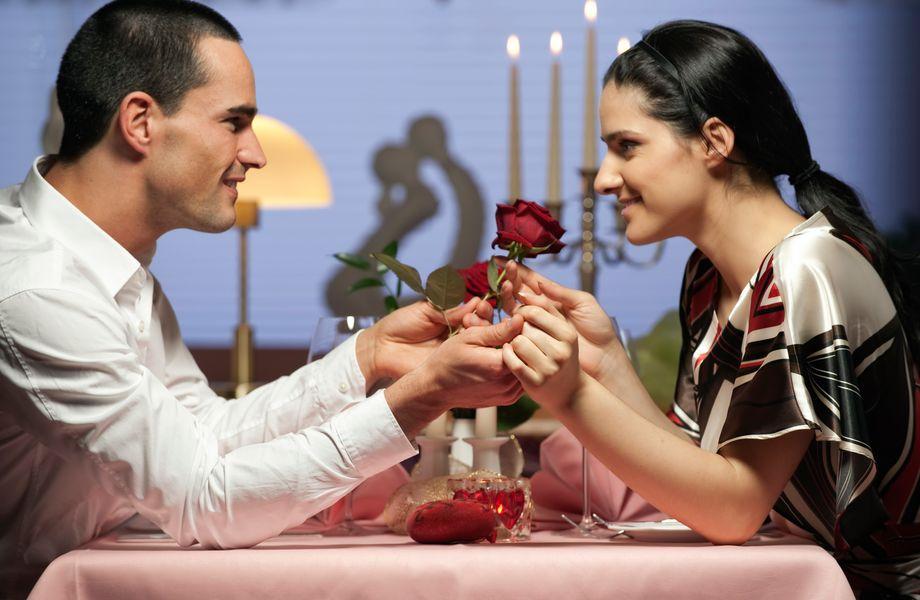 Liebevolles Verwöhnwochenende für zwei Romantiker...
