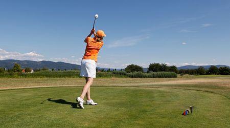 Instants golf franco-allemand