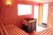 Sauna finlandais pour 2 personnes | Paque complètement