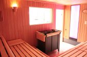 finnische Sauna für 2 Personen - Komplettpaket