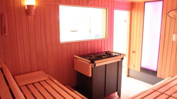 finnish Sauna for 2 persons | package complete