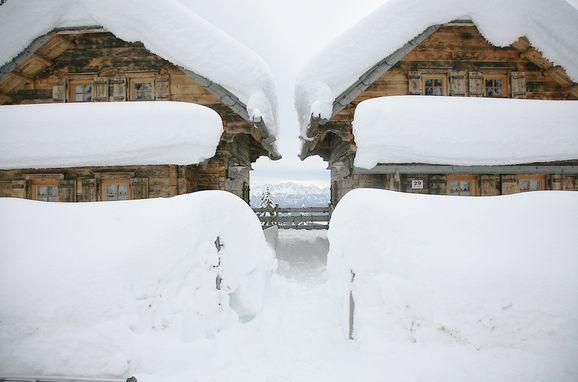 Rueckansicht2, Alpine-Lodges Lisa, Arriach, Kärnten, Kärnten, Österreich