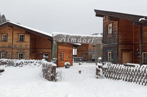 Winter, Almdorf Wildschönau - N1, Wildschönau/Niederau, Tirol, Tirol, Österreich