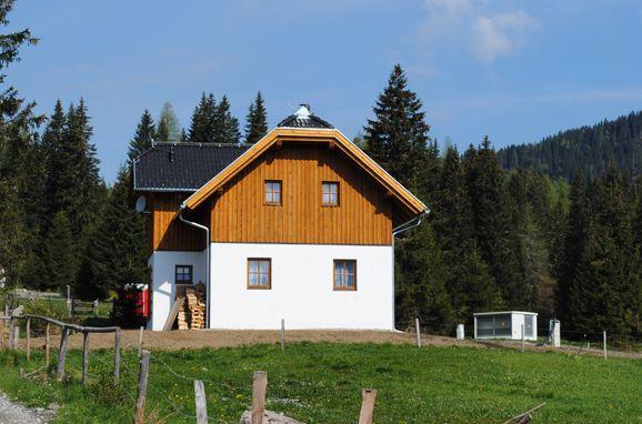 Sommer, Hüttendorf Flattnitz - Typ C, Glödnitz, Kärnten, Kärnten, Österreich