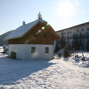 , Hüttendorf Flattnitz - Typ C in Glödnitz, Kärnten, Carinthia , Austria