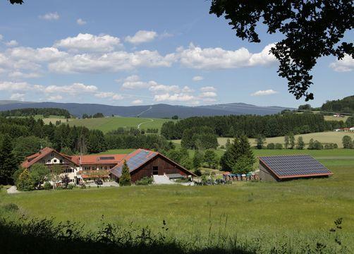 Bio-Landgut Tiefleiten , Breitenberg, Bavaria, Germany (13/44)
