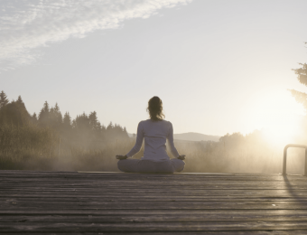 Top Angebot: Fasten & Yoga - Hormonyoga  - Bio-Landgut Tiefleiten